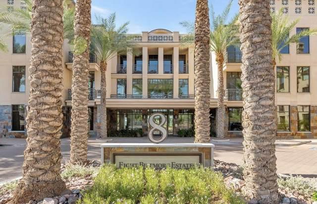 8 E Biltmore Estate #117, Phoenix, AZ 85016 (MLS #6124328) :: Brett Tanner Home Selling Team