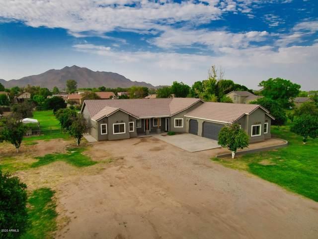 17631 E Mews Road, Queen Creek, AZ 85142 (MLS #6124378) :: Arizona Home Group