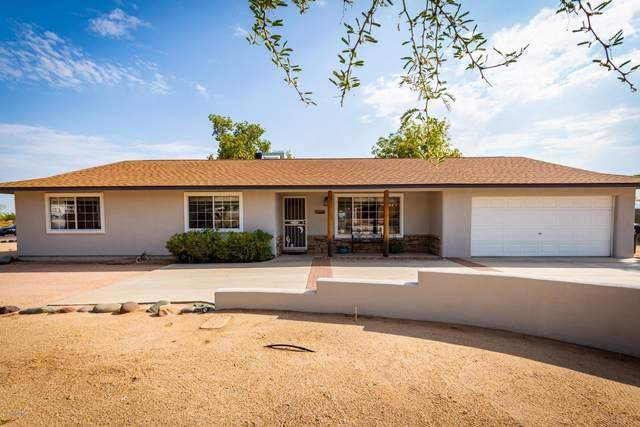 8703 W Avenida Del Sol, Peoria, AZ 85383 (MLS #6124850) :: Conway Real Estate