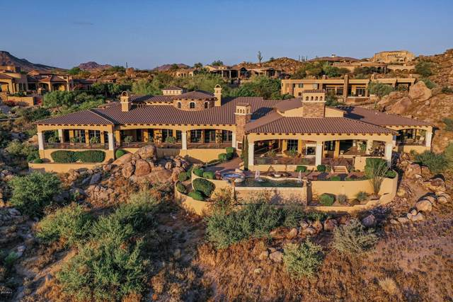 10001 E Balancing Rock Road, Scottsdale, AZ 85262 (MLS #6124883) :: Lifestyle Partners Team