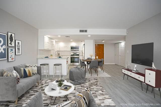 7820 E Camelback Road #604, Scottsdale, AZ 85251 (MLS #6124902) :: Conway Real Estate