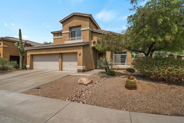 4814 E Eden Drive, Cave Creek, AZ 85331 (MLS #6125064) :: My Home Group