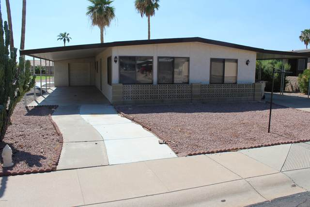 2734 N Trevino Place, Mesa, AZ 85215 (MLS #6125738) :: neXGen Real Estate