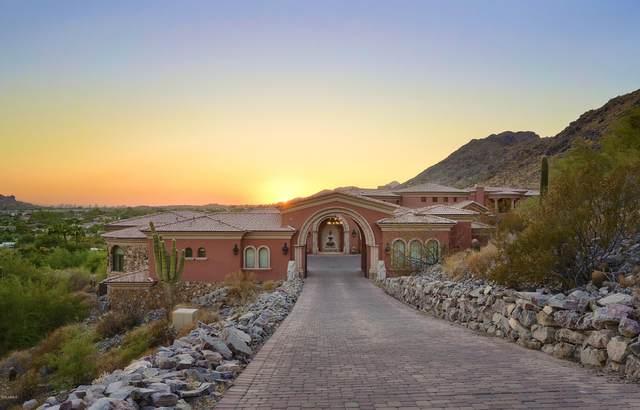 7017 N Invergordon Road, Paradise Valley, AZ 85253 (MLS #6125923) :: Scott Gaertner Group