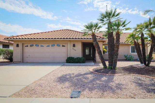 2119 Leisure World, Mesa, AZ 85206 (MLS #6126312) :: My Home Group