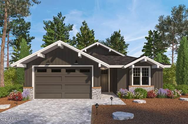 2801 N Country Club Road, Williams, AZ 86046 (MLS #6126377) :: Yost Realty Group at RE/MAX Casa Grande