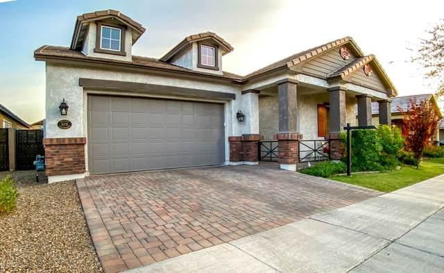 10715 E Mendoza Avenue, Mesa, AZ 85209 (MLS #6127104) :: Conway Real Estate