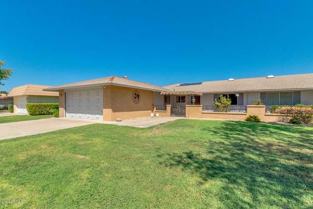 9514 W Greenhurst Drive, Sun City, AZ 85351 (MLS #6127323) :: Long Realty West Valley