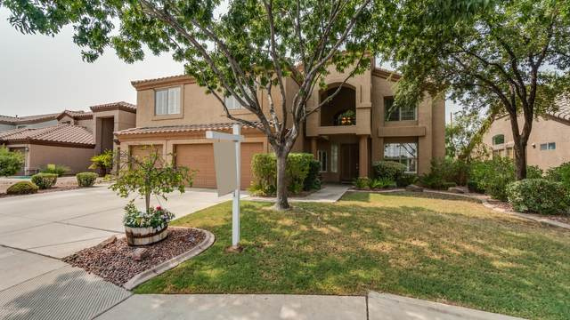670 N Swallow Lane, Gilbert, AZ 85234 (MLS #6127344) :: The J Group Real Estate   eXp Realty