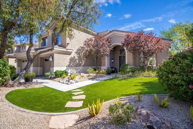 7487 E Nestling Way, Scottsdale, AZ 85255 (MLS #6127578) :: The Ellens Team