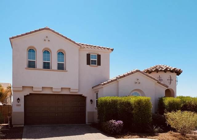 4401 E Zion Way, Chandler, AZ 85249 (MLS #6127907) :: Riddle Realty Group - Keller Williams Arizona Realty