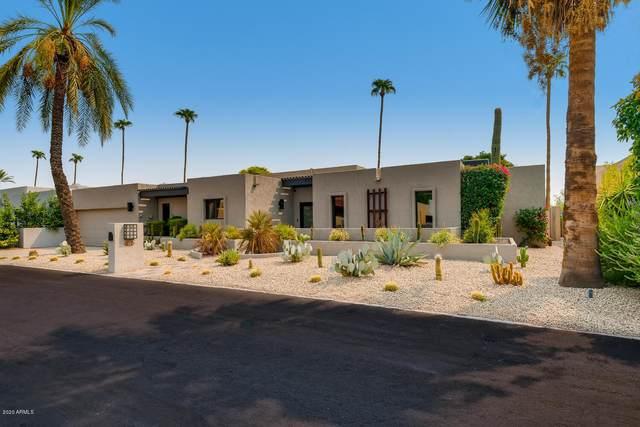 6333 N Scottsdale Road #13, Scottsdale, AZ 85250 (MLS #6127979) :: The Property Partners at eXp Realty