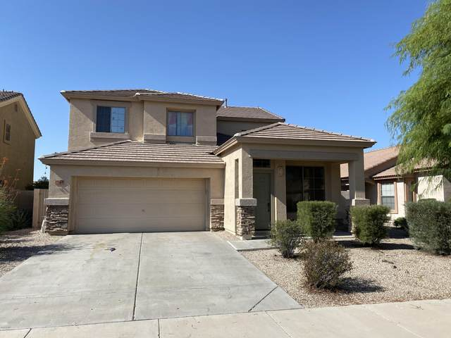 17569 W Dalea Drive, Goodyear, AZ 85338 (MLS #6128019) :: Arizona Home Group