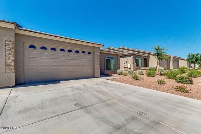 3117 S Signal Butte Road #542, Mesa, AZ 85212 (MLS #6128115) :: Devor Real Estate Associates
