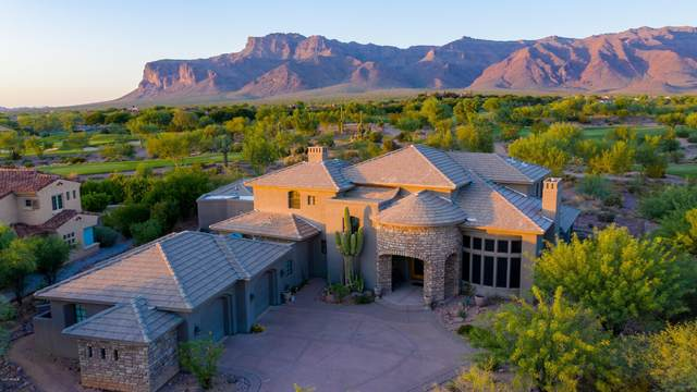 7568 E Wilderness Trail, Gold Canyon, AZ 85118 (MLS #6128374) :: The Bill and Cindy Flowers Team