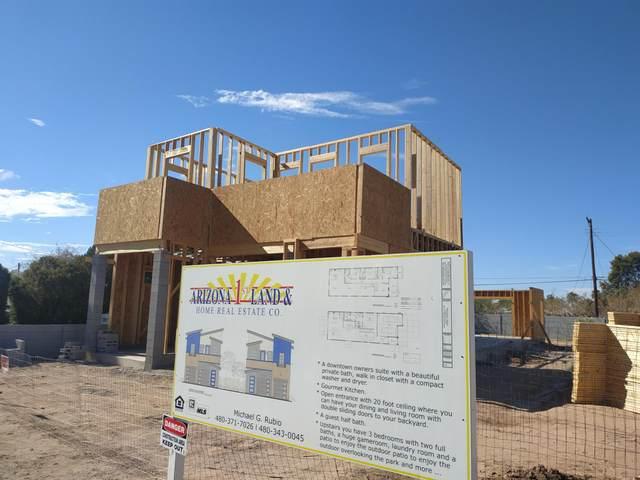 2628 N 31ST Street, Phoenix, AZ 85008 (MLS #6128532) :: Brett Tanner Home Selling Team