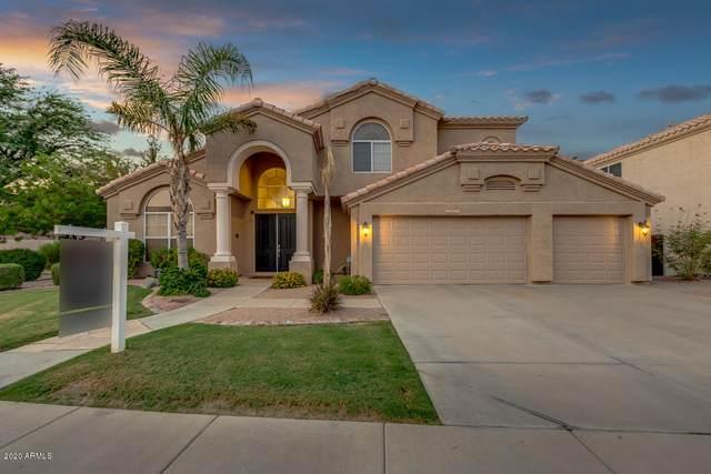 6354 W Dublin Lane, Chandler, AZ 85226 (MLS #6128943) :: Brett Tanner Home Selling Team