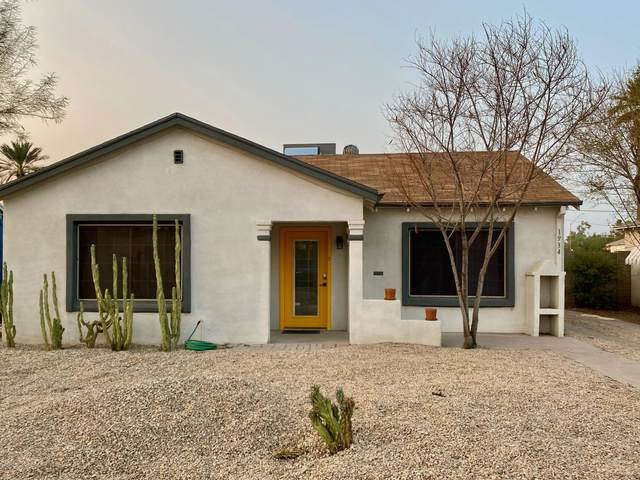 1934 E Brill Street, Phoenix, AZ 85006 (MLS #6128983) :: RE/MAX Desert Showcase