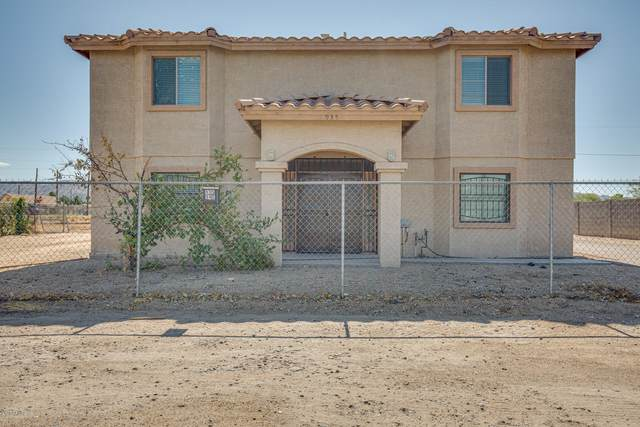 935 E Southern Avenue, Phoenix, AZ 85040 (MLS #6129004) :: Brett Tanner Home Selling Team