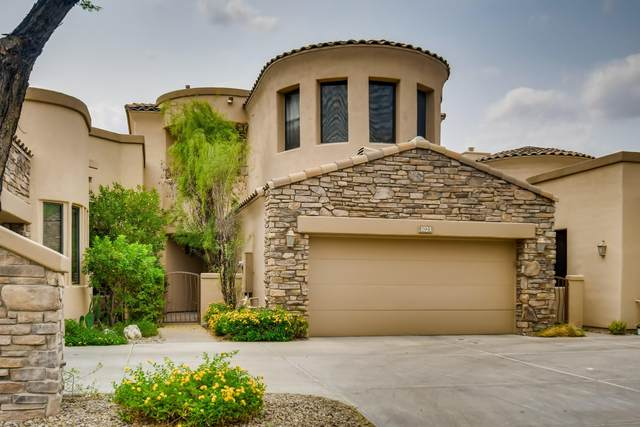 7445 E Eagle Crest Drive #1023, Mesa, AZ 85207 (#6129027) :: The Josh Berkley Team
