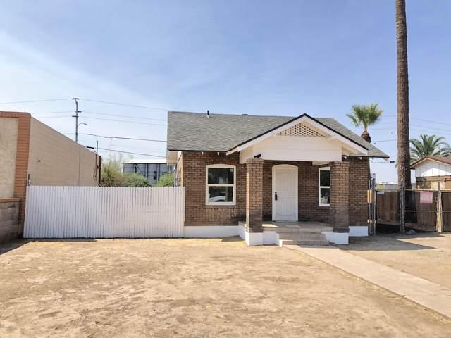 318 N 18TH Drive, Phoenix, AZ 85007 (MLS #6129643) :: Brett Tanner Home Selling Team