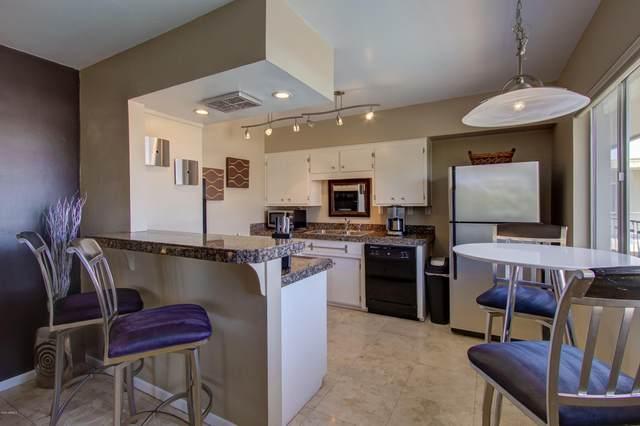 6906 E 4TH Street #12, Scottsdale, AZ 85251 (MLS #6129772) :: Brett Tanner Home Selling Team