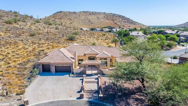 24205 N 65TH Avenue, Glendale, AZ 85310 (MLS #6129862) :: Long Realty West Valley