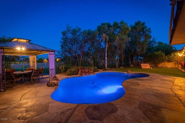 571 N Kingston Street, Gilbert, AZ 85233 (MLS #6130035) :: Arizona Home Group