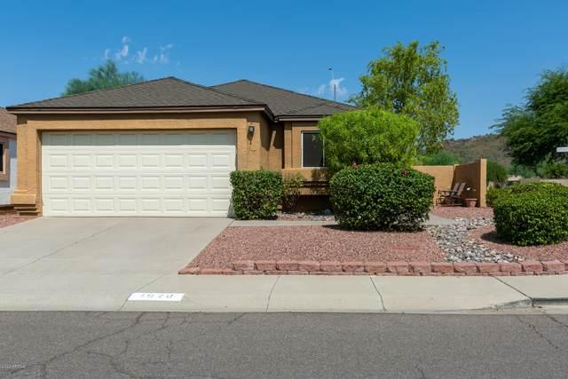 4020 W Villa Linda Drive, Glendale, AZ 85310 (MLS #6130061) :: Selling AZ Homes Team