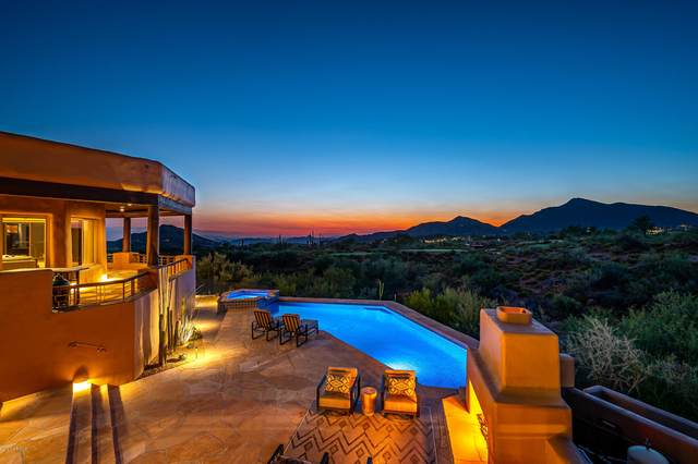 10641 E Prospect Point Drive, Scottsdale, AZ 85262 (MLS #6130229) :: Devor Real Estate Associates