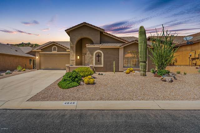 4848 S Nighthawk Drive, Gold Canyon, AZ 85118 (MLS #6130285) :: NextView Home Professionals, Brokered by eXp Realty