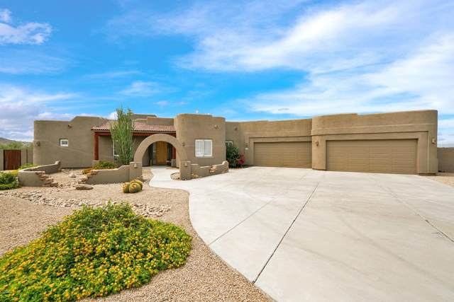 2742 W Fernwood Drive, Phoenix, AZ 85086 (MLS #6130332) :: Homehelper Consultants