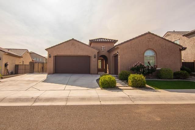 24736 N 94TH Avenue, Peoria, AZ 85383 (MLS #6130369) :: Conway Real Estate