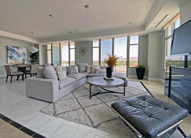 2211 E Camelback Road #802, Phoenix, AZ 85016 (MLS #6130449) :: Conway Real Estate