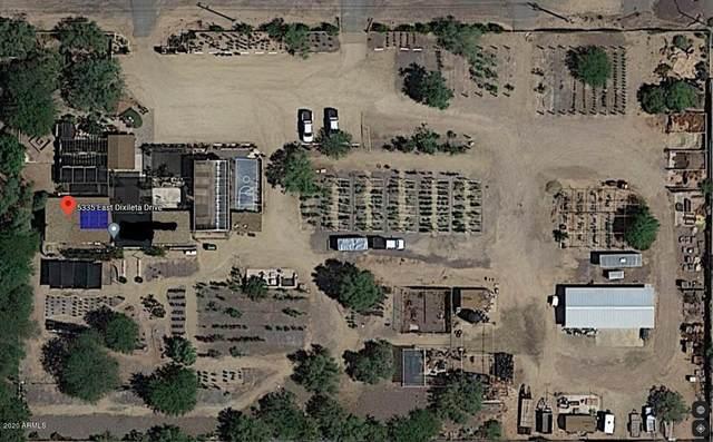 5335 E Dixileta Drive, Cave Creek, AZ 85331 (MLS #6130539) :: Scott Gaertner Group