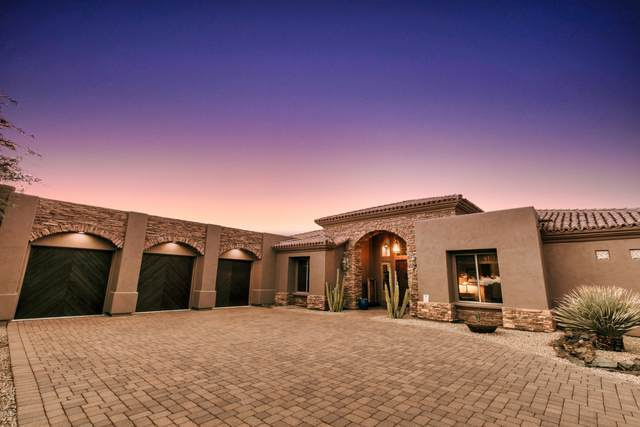 9896 E Cavalry Drive, Scottsdale, AZ 85262 (MLS #6130733) :: Arizona Home Group