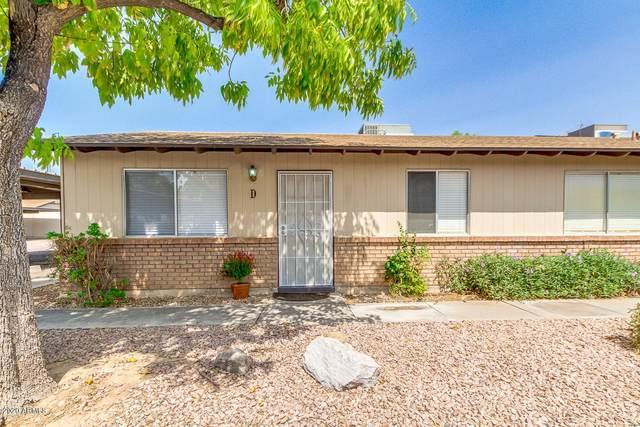 6604 S Lakeshore Drive D, Tempe, AZ 85283 (MLS #6130756) :: Klaus Team Real Estate Solutions