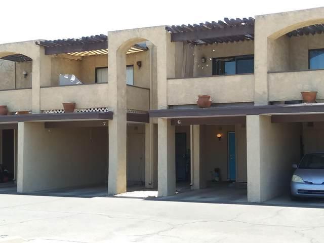 4221 E Almeria Road #6, Phoenix, AZ 85008 (MLS #6130824) :: The Luna Team