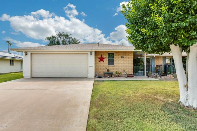 10711 W Mission Lane, Sun City, AZ 85351 (MLS #6130861) :: The Property Partners at eXp Realty