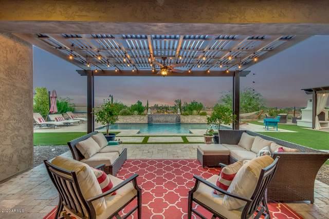 2211 N Beverly Place, Buckeye, AZ 85396 (MLS #6130978) :: Long Realty West Valley