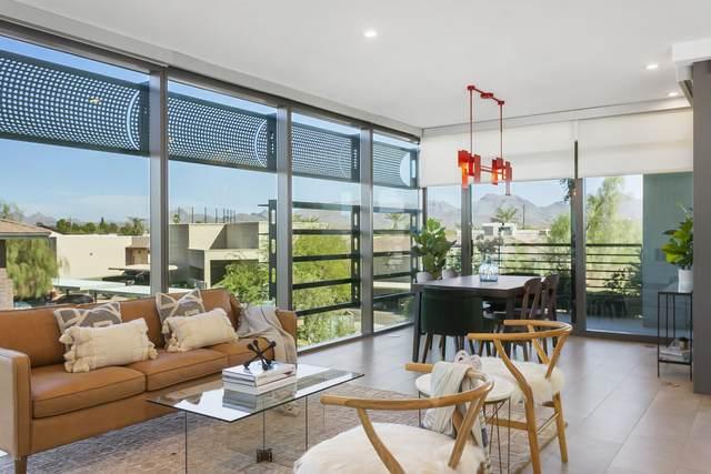 7120 E Kierland Boulevard #307, Scottsdale, AZ 85254 (MLS #6131102) :: Brett Tanner Home Selling Team
