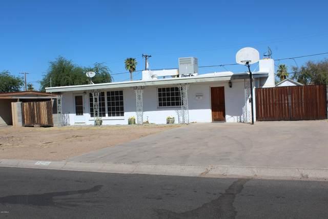 3214 E Hubbell Street, Phoenix, AZ 85008 (MLS #6131250) :: The Riddle Group