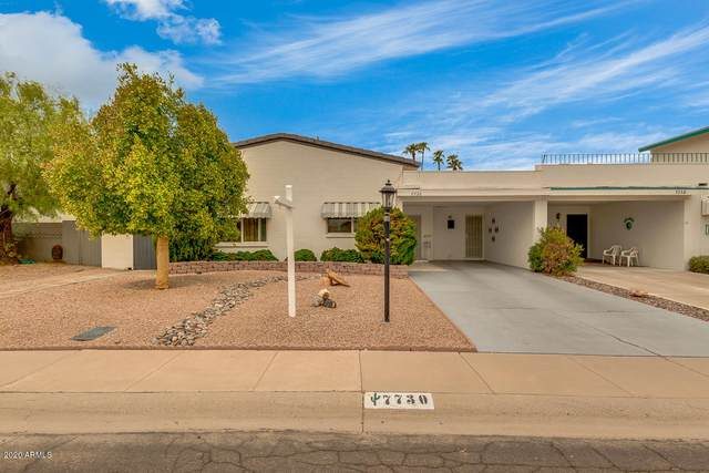 7730 E Coolidge Street, Scottsdale, AZ 85251 (MLS #6131312) :: The Property Partners at eXp Realty