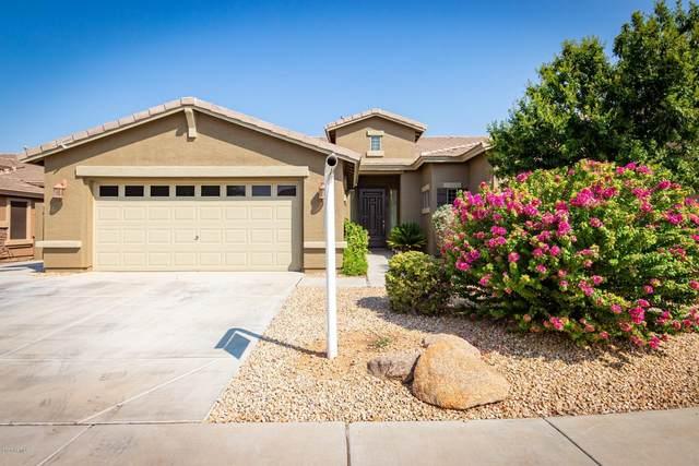 4704 E Westchester Drive, Chandler, AZ 85249 (MLS #6131425) :: Midland Real Estate Alliance