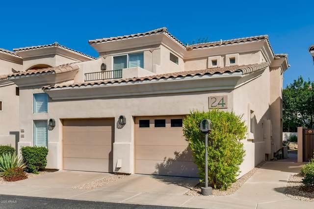 1747 E Northern Avenue #169, Phoenix, AZ 85020 (#6131429) :: Luxury Group - Realty Executives Arizona Properties