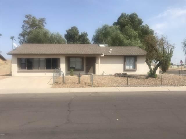 9401 N 63RD Drive, Glendale, AZ 85302 (MLS #6131508) :: Homehelper Consultants