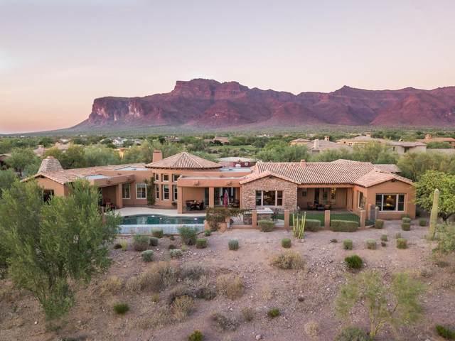 7081 E Juniper Village Drive, Gold Canyon, AZ 85118 (MLS #6131700) :: Dave Fernandez Team | HomeSmart
