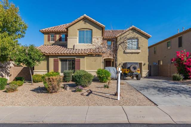 7220 W Ashby Drive, Peoria, AZ 85383 (MLS #6131851) :: The Ellens Team