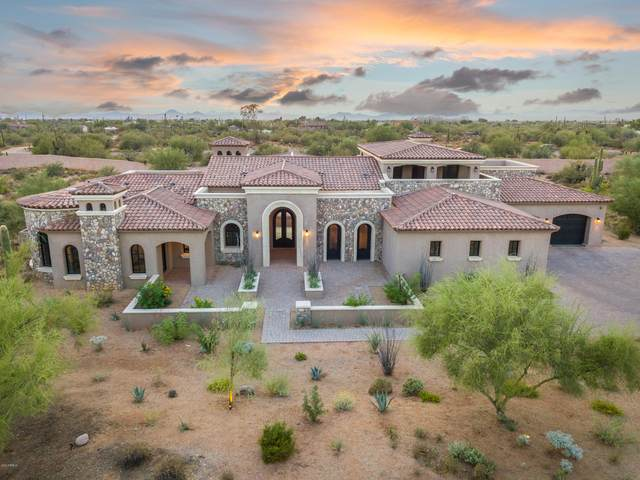 7254 E Sonoran Trail, Scottsdale, AZ 85266 (MLS #6131854) :: The Copa Team | The Maricopa Real Estate Company