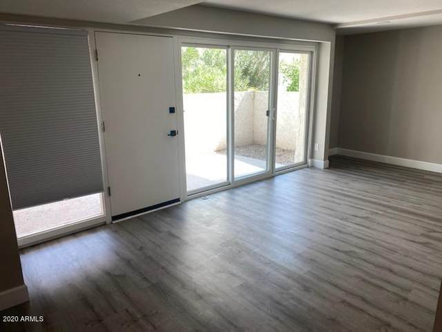1143 E Sandpiper Drive #110, Tempe, AZ 85283 (MLS #6131855) :: Brett Tanner Home Selling Team